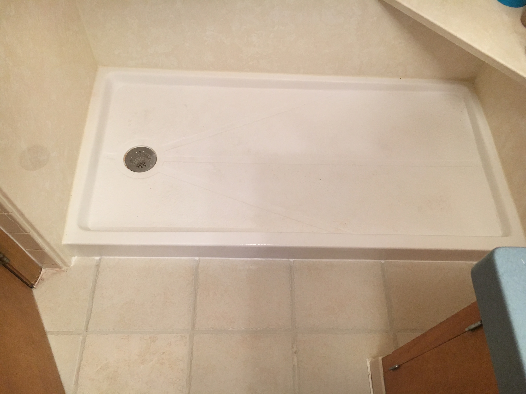 Tile Replacement After