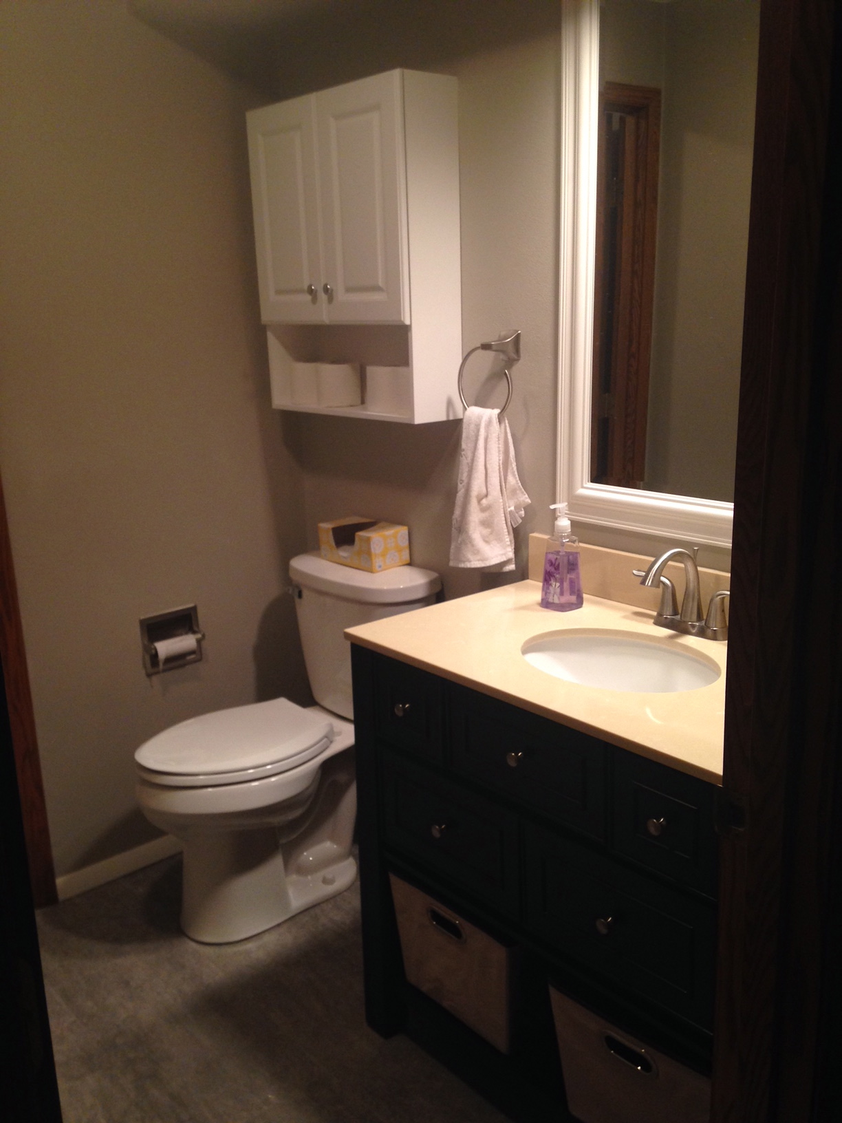 Double Bathroom Remodel 4